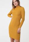 Żółta Sukienka Kentlyn
