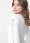 Biała Sukienka Lugarno