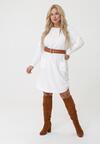 Biała Sukienka Lakemba