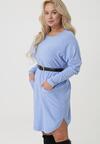 Niebieska Sukienka  Lakemba