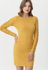 Żółta Sukienka Maianbar