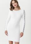 Biała Sukienka Maianbar