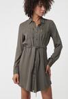 Oliwkowa Sukienka Turrella