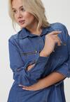 Niebieska Koszula Wareemba