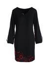 Czarna Sukienka Watsonia