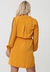 Żółta Sukienka Gardenvale