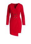 Czerwona Sukienka Gembrook