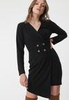 Czarna Sukienka Gembrook