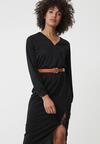 Czarna Sukienka Deepdene