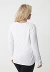 Biała Bluzka Miandetta
