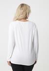 Biała Bluzka Monomeith