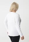 Biała Bluzka Sunbury