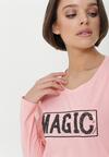 Różowa Bluzka Yuroke