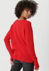 Czerwony Sweter Brunswick
