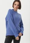Niebieski Sweter Dromana