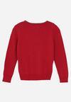 Czerwony Sweter Tallegalla