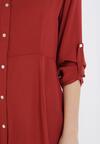 Łososiowa Sukienka Controllable