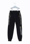 Granatowe Spodnie Ellerslie