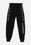Czarne Spodnie Ellerslie