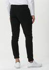 Czarne Spodnie Dresowe Greenlane