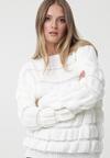 Biały Sweter Nedlands