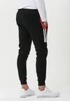 Czarne Spodnie Dresowe Eraring