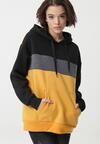 Czarno-Żółta Bluza Dowsing