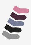 5-pack Mix kolorów Skarpety Fletcher