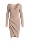 Beżowa Sukienka Cornelian