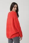 Czerwony Sweter Marin