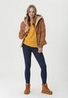 Żółty Sweter Marin