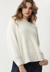 Biały Sweter Solano