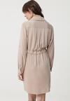 Beżowa Sukienka Prichard