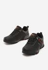 Czarno-Czerwone Buty Sportowe Twisp