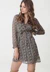 Ciemnozielona Sukienka Harrah