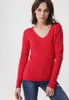 Czerwony Sweter Morrilton