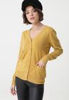 Żółty Sweter Jonesboro