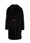 Czarny Płaszcz Conyers