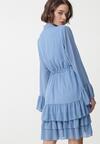 Niebieska Sukienka Eastmoreland