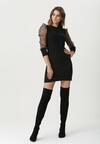 Czarna Sukienka Waipa