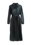 Ciemnozielona Sukienka Caswell