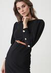 Czarna Sukienka Manawatu