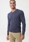 Ciemnoniebieski Sweter Aldridge