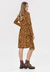 Żółta Sukienka Franca