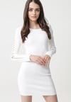 Biała Sukienka Nessa