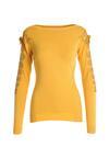 Żółty Sweter Stemmons
