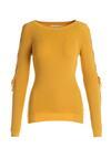 Żółty Sweter Seagoville