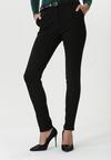 Czarne Spodnie Wheatley
