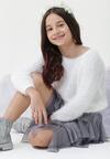 Biały Sweter Ontoeco