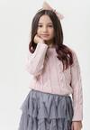 Różowy Sweter Blackair